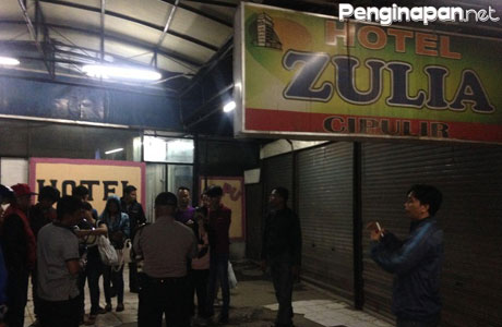 Hotel Zulia Cipulir Ruko Yang Disulap Jadi Penginapan Kelas