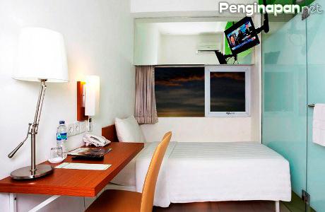 Interior Whiz Hotel Semarang