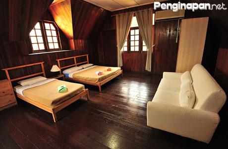 Petang Island Resort - kenyirtravel.com