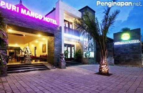 Puri Manggo Hotel Sanur
