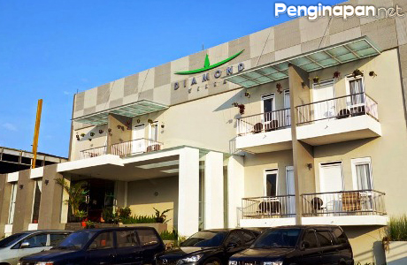 Villa Diamond Kampung Gajah Lembang