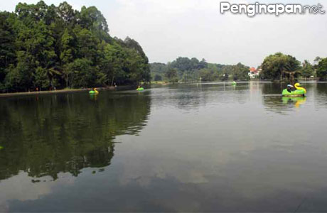 danau situ gede - www.telusurindonesia.com