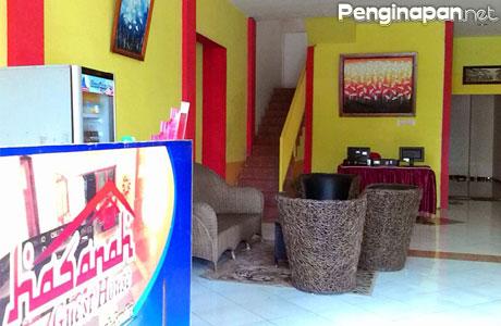 hasanah guest house sawojajar tawarkan tarif mini dengan fasilitas rh penginapan net
