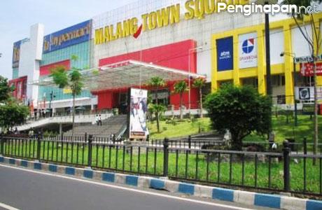 Malang Town Square (MATOS), Mal di Sentra Pendidikan Kota Malang | Penginapan.net 2018
