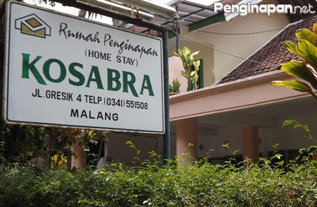 Wisma Kosabra Penginapan Murah Di Malang Cocok Untuk Backpacker