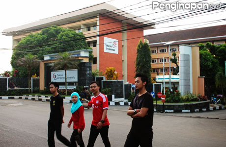 Wisma Telkom Bandung Penginapan Murah Di Tengah Kampus