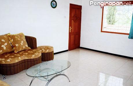 Ruangan Bersantai Anna Villa & Guest House