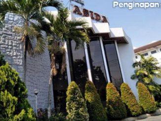 Asida Hotel Batu, tampak dari depan
