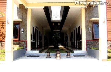 Pintu Masuk Baliku Guest House