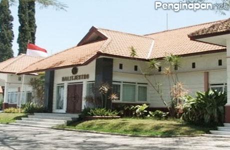 Balitjestro Guest House Tampak Depan