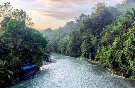 Kawasan wisata alam Batu Katak (instagram: @coraliegthr)