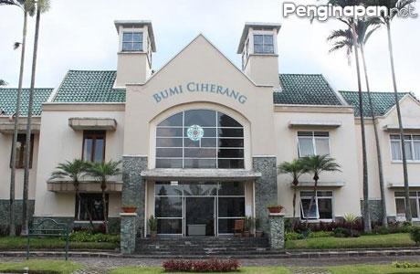 Bumi Ciherang Hotel & Villa - www.pegipegi.com