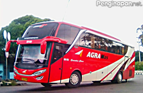 Bus Agra Mas - arilmariland.blogspot.co.id