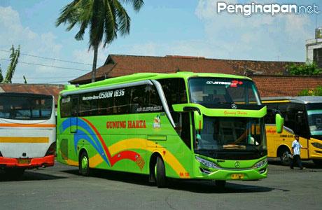 Bus Gunung Harta - www.gunungharta.com
