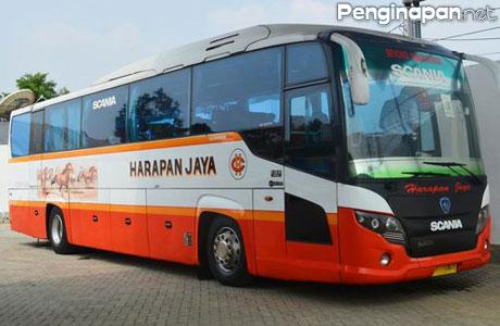 Bus Harapan Jaya - infojalanjalan.com