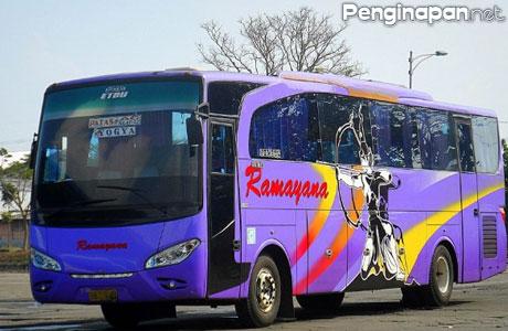 Bus Ramayana - cektiket.id