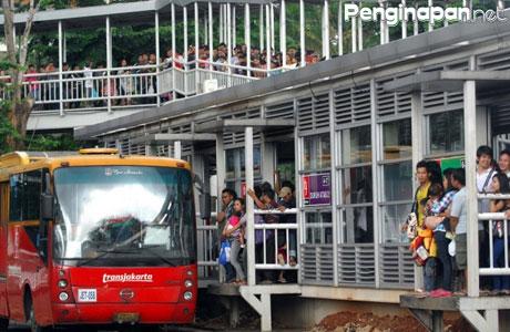 Bus Transjakarta - m.tempo.co