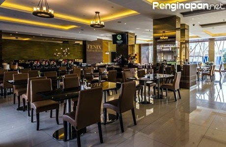Business Center Gets Hotel Malang, Fenix Restaurant