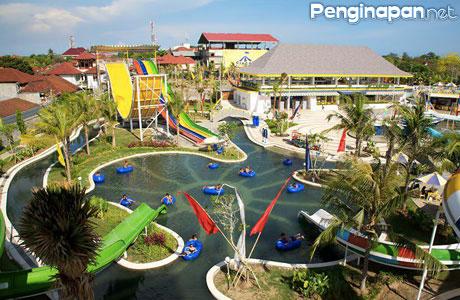 Circus Waterpark Bali - www.bali-indonesia.com