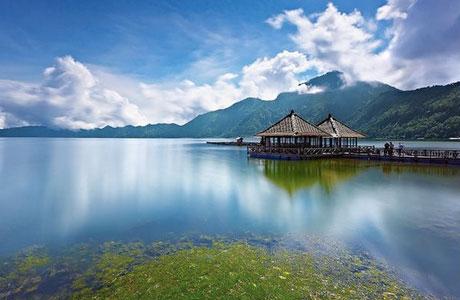 Danau Batur - www.pegipegi.com