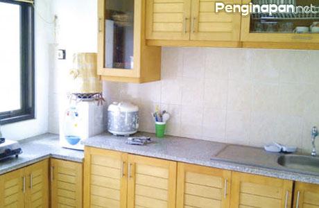 Griya Ummi Menyediakan Fasilitas Dapur untuk Para Tamu