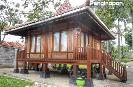 De'Rumah Rindu Alam Gondang Cottage