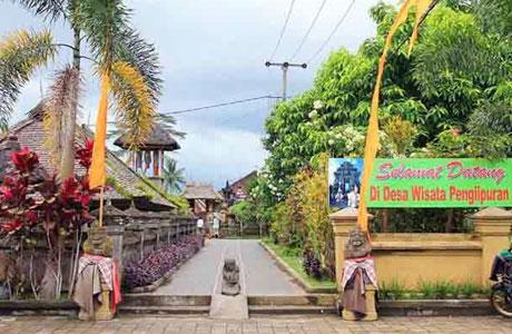 Desa Penglipuran Bangli Bali - poskotanews.com