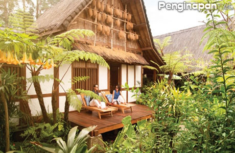 Penginapan Dusun Bambu Bandung - www.pegipegi.com