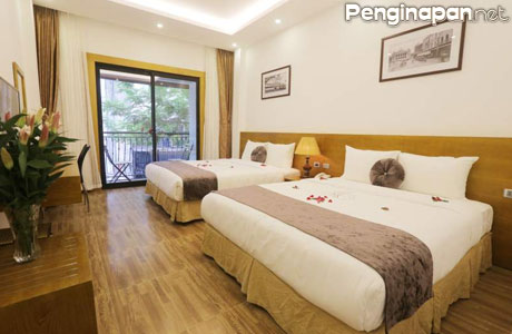 Extra Bed Hotel - www.familyhanoihotel.com