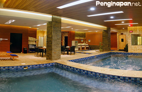Kolam whirl pool Graha Spa Surabaya (sumber: graha-group.com)