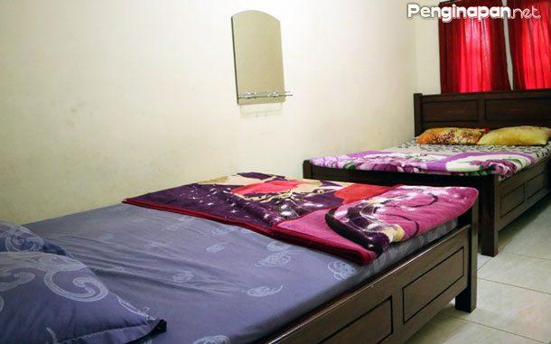 Fasilitas kamar di Griya Ummi
