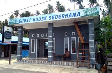 Guest House Sederhana (sumber: kusewa.id)