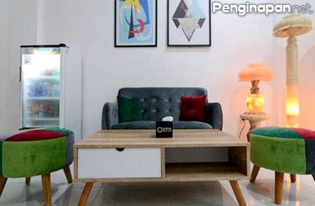 Guest House Unno, fasilitas ruang tamu