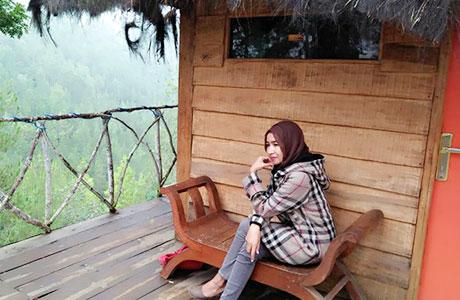 Gunungsari Sunset - www.kompasiana.com