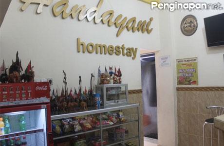 Handayani Homestay Jogja - (Sumber: yogyakartahotels.net)