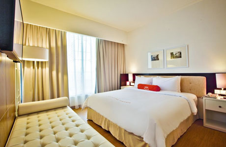 Harris Hotel & Conventions Malang - www.booking.com