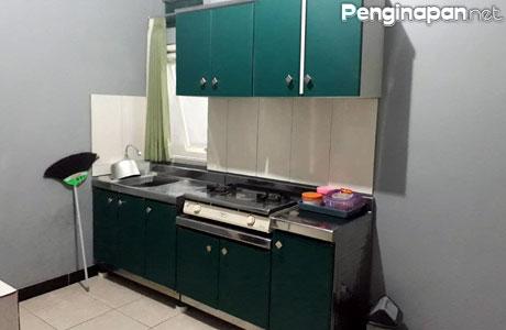 Homestay Granium Batu, fasilitas dapur
