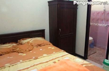Tampilan Kamar di Homestay Lotus Dieng - (Sumber: wisatadiengtour.net)
