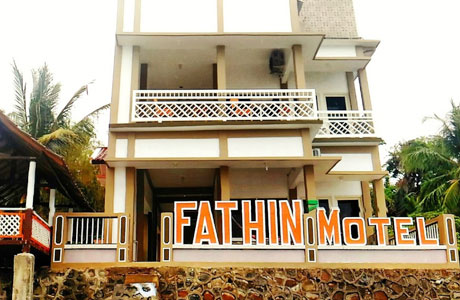 Hotel Fathin - @Hanania Rahman
