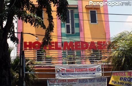 Tempat transit nyaman & terjangkau, Hotel Medaeng