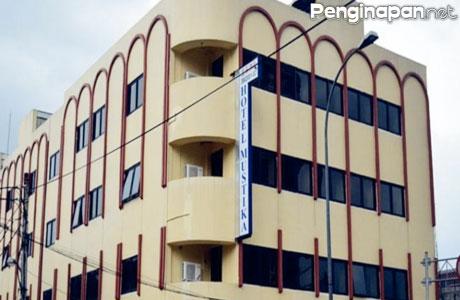 Hotel Mustika Senen - (Sumber: agoda.com)