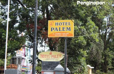 Hotel Palem Akomodasi Kelas Melati Minimalis Di Malang