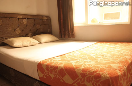Kamar di Hotel Palem