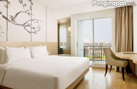 Hotel Santika Mega City Bekasi - (Sumber: pegipegi.com)