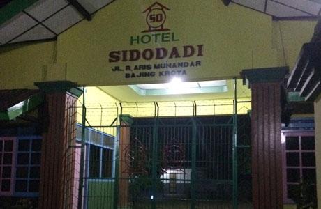 Hotel Sidodadi - mapcarta.com