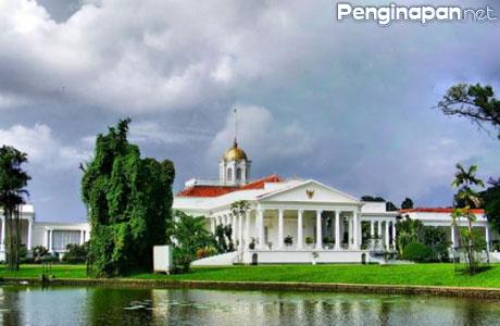 Istana Bogor - news.liputan6.com