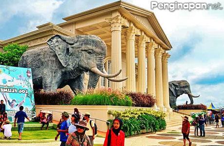 Info Wahana Permainan Yang Ada Di Jawa Timur Jatim Park 2 Di Info