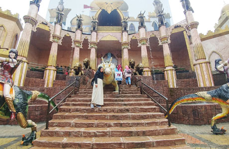 Jawa Timur Park 3 - @STRATADVENTURE Barly