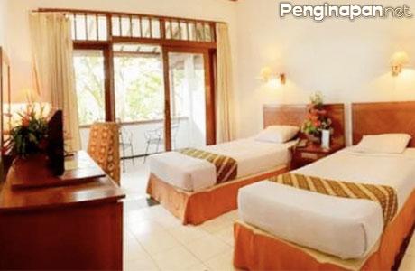 Kamar di Hotel Tidar