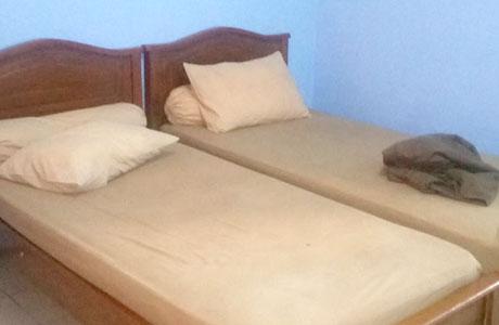 Fasilitas kamar di Hotel Bungurasih